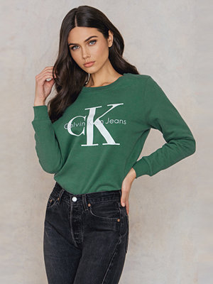 Calvin Klein Crew Neck True Icon Sweatshirt