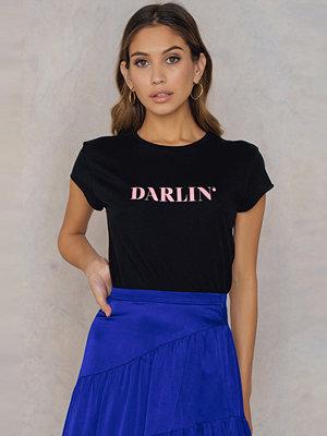 T-shirts - NA-KD Trend Darlin' Tee