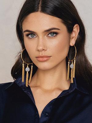 Ettika örhängen Golden Nebula Earrings
