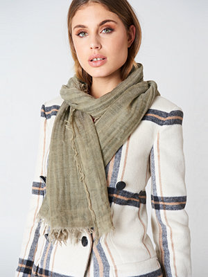 Halsdukar & scarves - Filippa K Cold Dyed Wool Scarf
