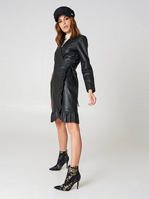 Just Female Zeus Leather Dress