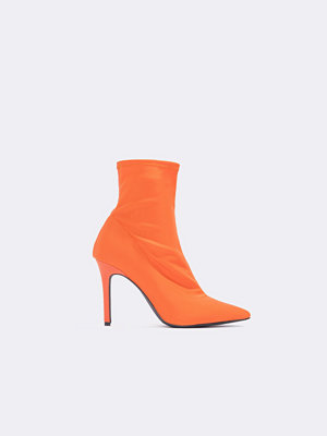 NA-KD Shoes High Heel Sock Boot - Högklackat