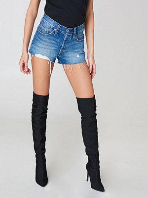 Levi's 501 Shorts blå