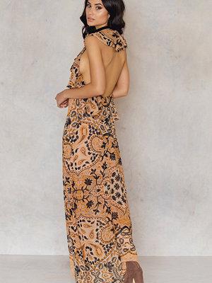 For Love & Lemons Margot Maxi Dress