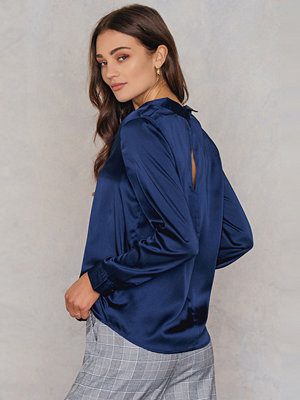 Rut & Circle Rebecka satin shirt