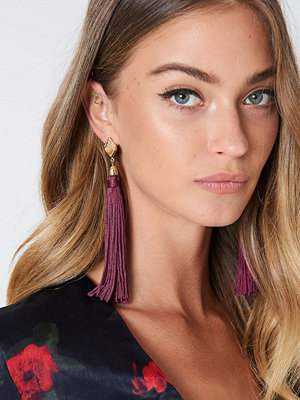 Ettika smycke Mon Cheri Tassel Earrings