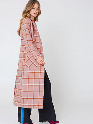 Glamorous Long Front Pocket Coat
