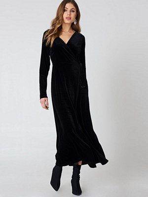 Rut & Circle Velvet Coat Dress