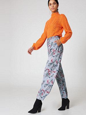 Dagmar mönstrade byxor Vienna Trousers