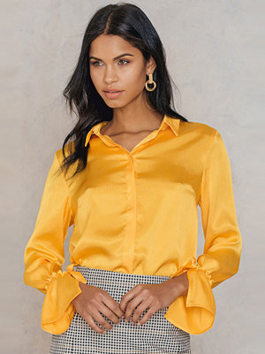 Skjortor - Rut & Circle Maci Pleat Shirt - Skjortor