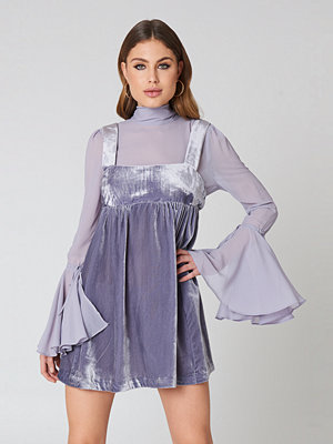 Free People Counting Stars Mini Dress