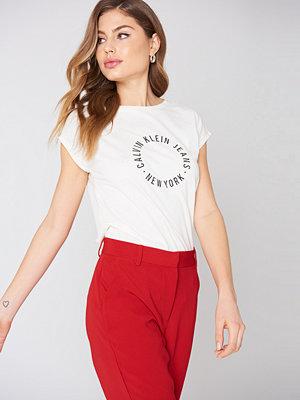 Calvin Klein Tika Crew Neck T-Shirt