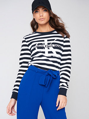 Calvin Klein True Icon Stripe Sweatshirt