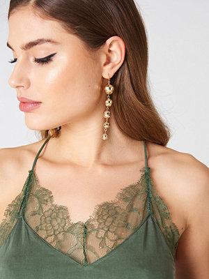 NA-KD Accessories smycke Disco Ball Drop Earrings