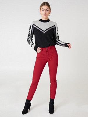 NA-KD Highwaist Skinny Jeans