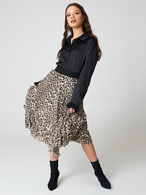 Twinset Gonna Corta Midi Skirt