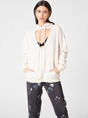 Glamorous Cut Out Hoodie