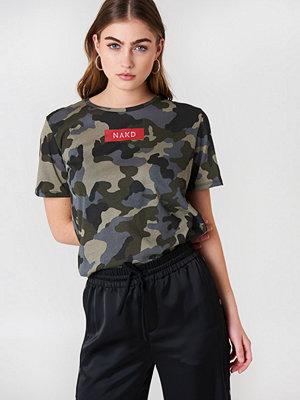 T-shirts - NA-KD Trend NA-KD Logo Tee