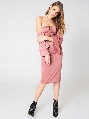 Finders Bloom Midi Dress - Midiklänningar