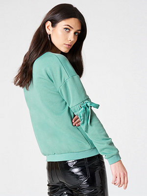 Rut & Circle Thora Elastic Sleeve Sweat