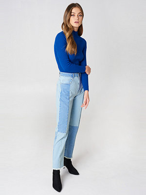 French Connection Bleach High Rise Jeans