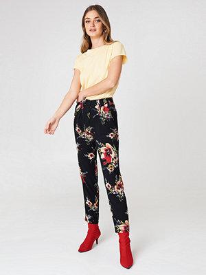Rut & Circle Carina Flower Pant - Byxor mönstrade