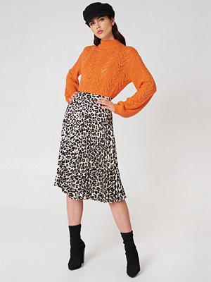 FWSS Heidi Leopard Skirt