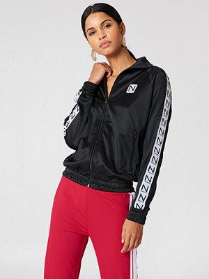 New Black Rakai Tracksuit Jacket