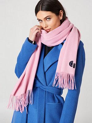 Halsdukar & scarves - Gestuz Cross Scarf