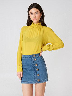 Free People Little Daisies Mini Skirt