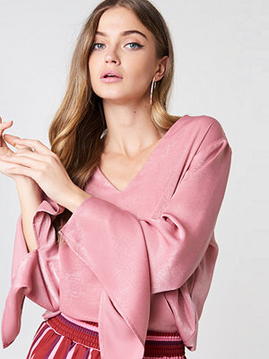 Rut & Circle Tova Blouse rosa
