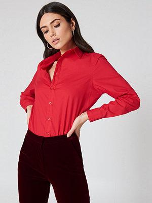 NA-KD Classic Basic Shirt - Skjortor