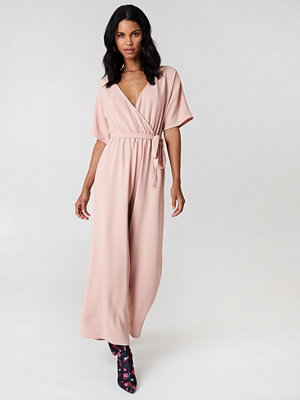 Jumpsuits & playsuits - Rut & Circle Ollie Jumpsuit rosa