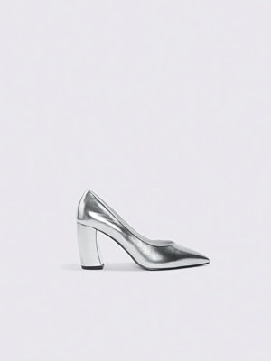 NA-KD Shoes Rounded Heel Pumps