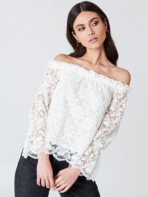 Sparkz Nor Lace Blouse - Blusar