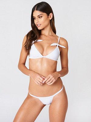 Rebecca Stella Triangle Bikini Pantie vit