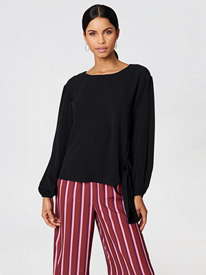 Rut & Circle Julia Open Sleeve svart