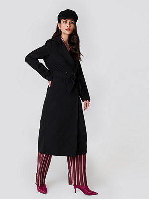 Rut & Circle Samira Long Trench - Kappor