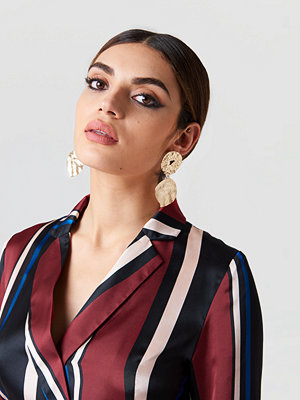 Tranloev Double Earring - Smycken