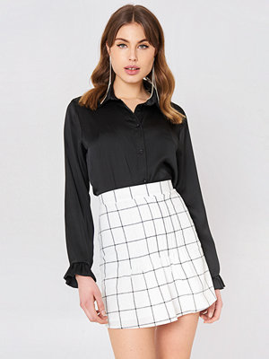 The Fifth Atticus Check Skirt