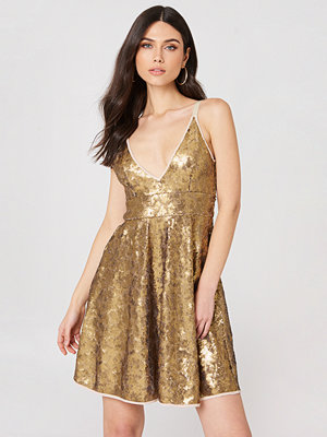 Twinset Abito Oro Free Dress