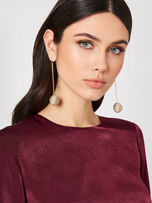 NA-KD Accessories smycke Royal Globe Drop Earrings