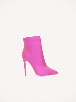 Boohoo Pearl Ankle Boot - Högklackat
