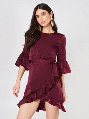 J.O.A. Ruffle Dress