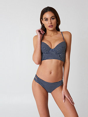 Boohoo Belize Strappy Back Bikini Set