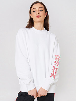 Sweet Sktbs Sweet Turtle Loose Rose Sweater