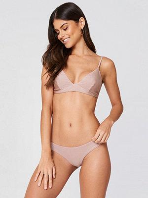 FAYT Eli Bikini Bottoms rosa nude