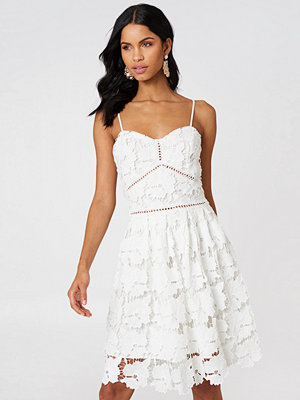 Rut & Circle Lace Strap Dress - Festklänningar