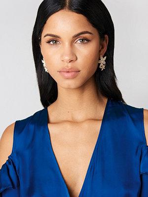 NA-KD Accessories smycke Jewel Flower Petal Earrings