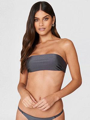 FAYT Brooks Bikini Top grå
